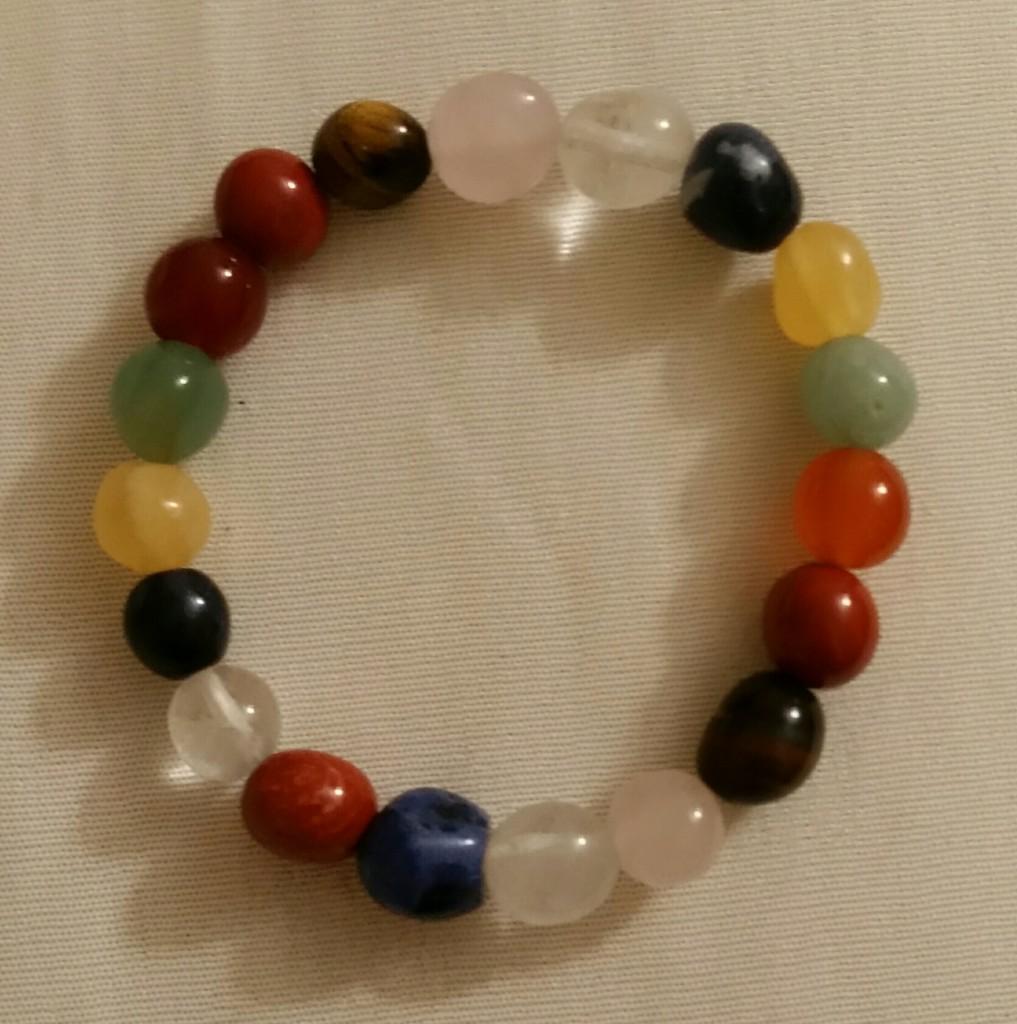 Armband Steine Multicolor