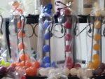 Kerzenständer für Kugelkette