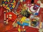 Spielzeug - Bewegungsspielzeug