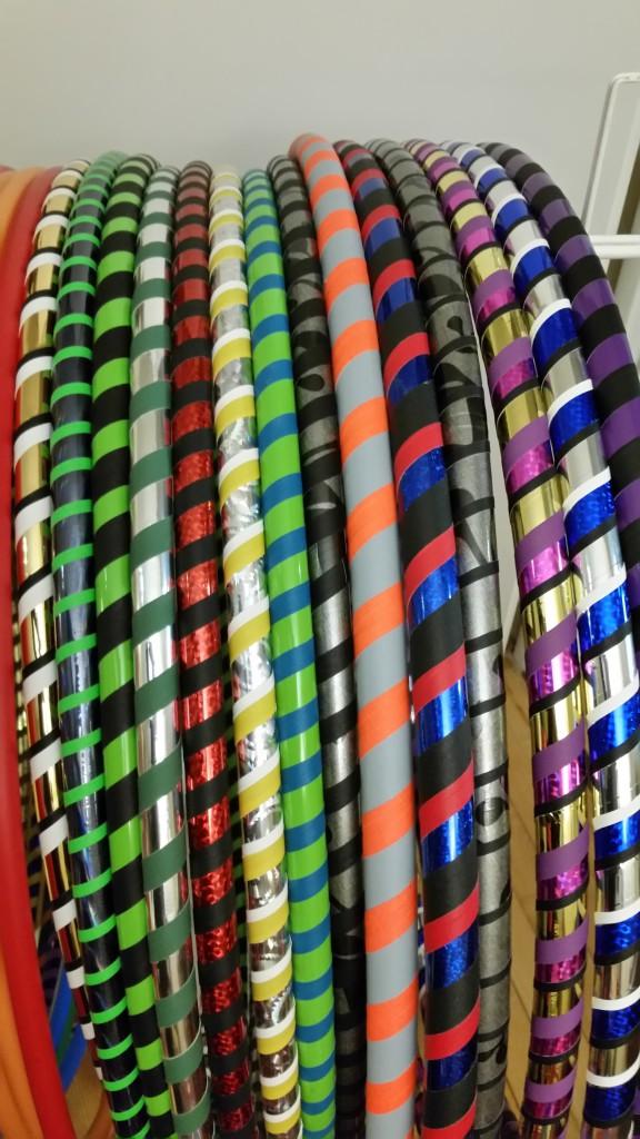 Hula Hoop für Kinder 14-18mm